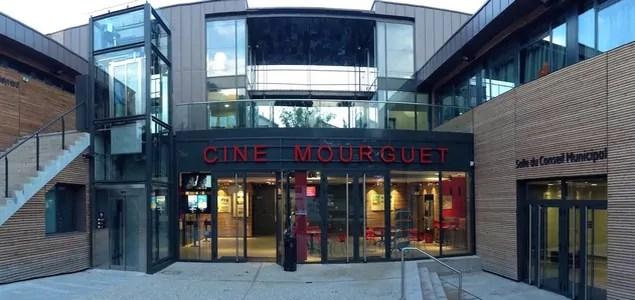Cinéma Mourguet à Sainte-Foy-lès-Lyon. DR