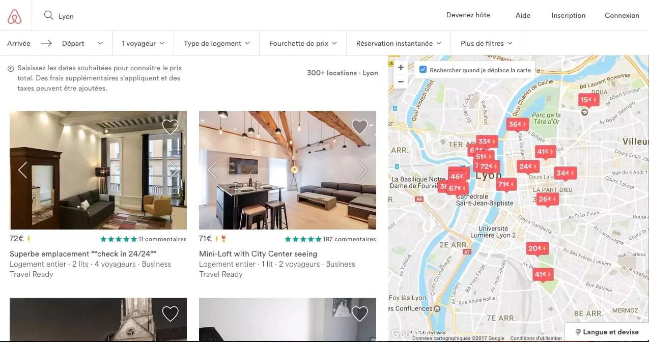 Louer Son Appartement à Lyon Via Airbnb Nu0027est Plus Aussi Facile (ou Alors
