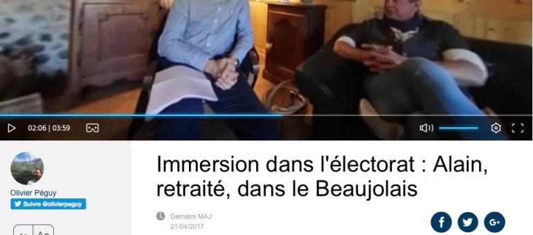 [Vidéo 360°] «On voit beaucoup d'Africains dans les villages» : Alain vote Front National
