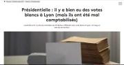 Capture d'écran FranceInfo