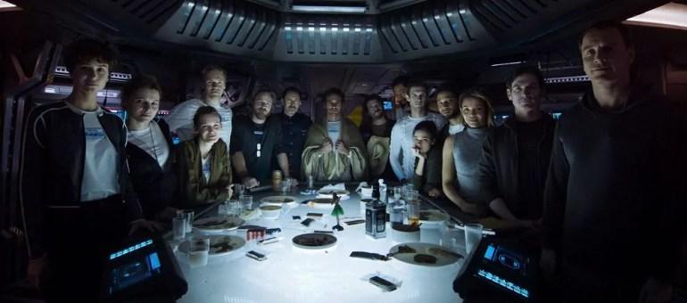 Entretien avec Ridley Scott : «Avec Alien-Covenant, le piège c'était de me répéter»