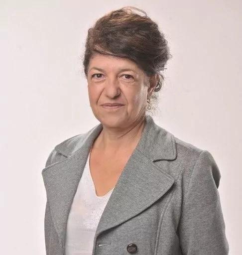 Eleni Ferlet, ex-co-secrétaire départementale du Parti de gauche et candidate France insoumise aux législatives 2017 ©DR