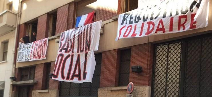 A Lyon, le squat du GUD expulsé