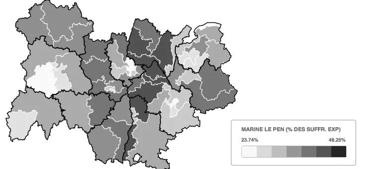 Législatives 2017 en Auvergne-Rhône-Alpes : quel rapport de force après la présidentielle ?