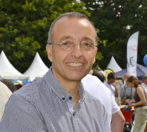 Martial Passi, maire de Givors