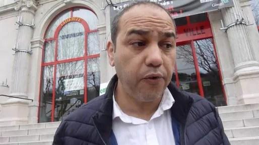 Mohamed Boudjellaba - élu DVG à Givors.
