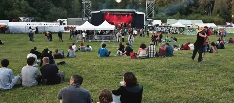De Rika Zaraï au Col des 1000 : en pleine forêt de Chartreuse, le plus gros festival de montagne