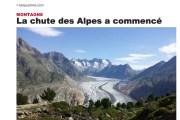 vigie le dauphiné : la chute des alpes a commencé