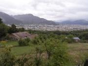 Vue sur la commune de Fontaine. DR