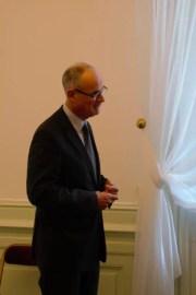 Le nouveau préfet du Rhône, Stéphane Bouillon. Crédit : TS/Rue89Lyon