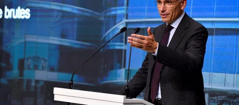 [Tribune] Enrico Letta : «Encourager la création d'une identité européenne»