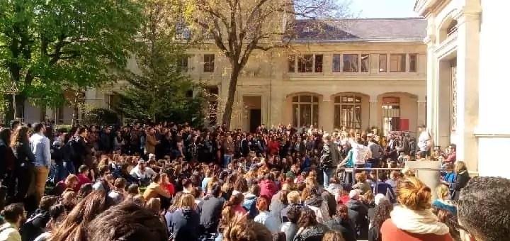 «Blocage illimité» : l'université Lyon 2 fermée jusqu'à la fin de semaine