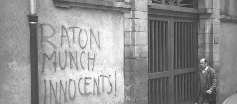 Mai 68 à Lyon : de quoi est mort le commissaire Lacroix?