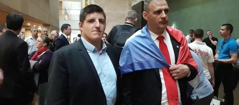 Yvan Benedetti et Alexandre Gabriac condamnés pour «maintien de ligue dissoute»