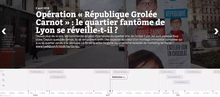 [Dans le rétro] Ce qui s'est passé à Lyon en 2018, une demi année d'actu à lire à l'ombre
