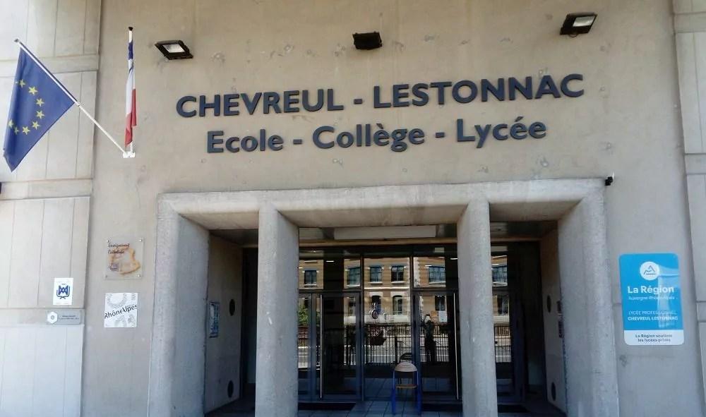 Photo d'illustration, groupe scolaire Chevreul-Lestonnac à Lyon (7è). ©PP/Rue89Lyon