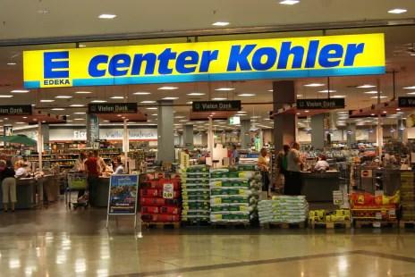 Supermarché Edeka à Kehl