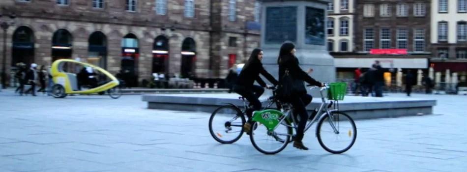 À Strasbourg, les cyclistes visés par des amendes minorées