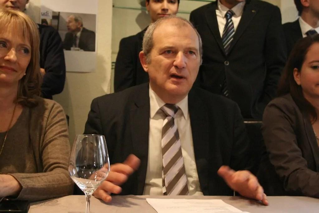 François Loos veut que le gouvernement relance le GCO