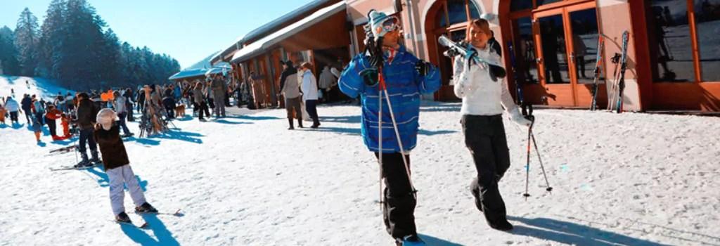 Où aller faire du ski à proximité de Strasbourg