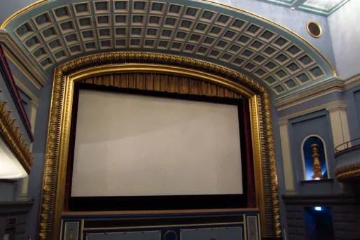 Le cinéma Odyssée, rue des Francs Bourgeois (Photo : Flickr / VicomQ / Cc)