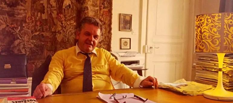 Les positions d'André Kornmann trop extrêmes, même pour le FN