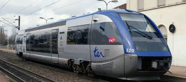 TER Alsace : grève des cheminots à Mulhouse