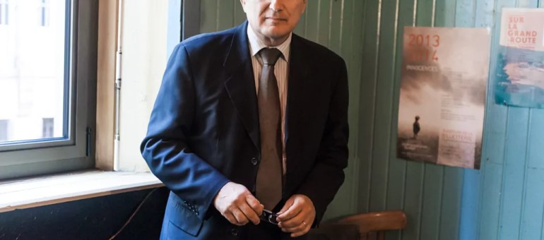François Loos : «Mon pronostic, c'est deux listes au premier tour»