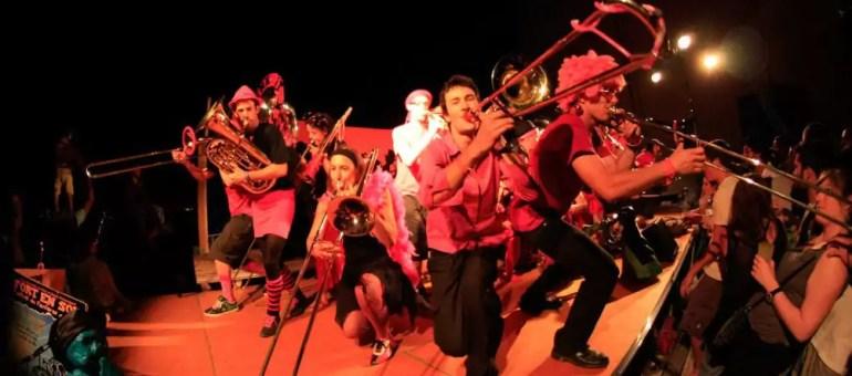 Samedi au Molodoï : fanfares en fête au Fanfar'o'doï