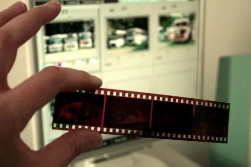 Les négatifs peuvent être numérisés chez Photographys ou Labo 1000 (Photo MM / Rue89 Strasbourg)