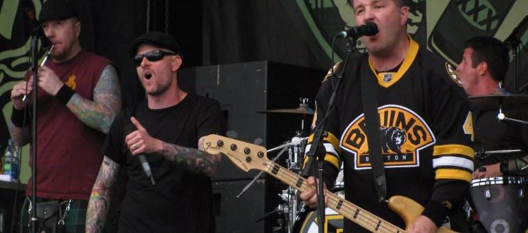 Les explosifs Dropkick Murphys en concert événement à Sélestat