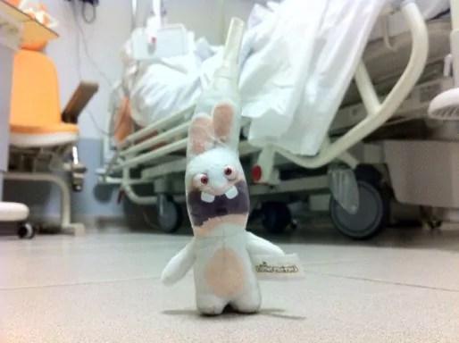 Est-ce qu'on devient fou à l'hôpital ? (Photo Sébastien Desbenoit / Flickr / cc)
