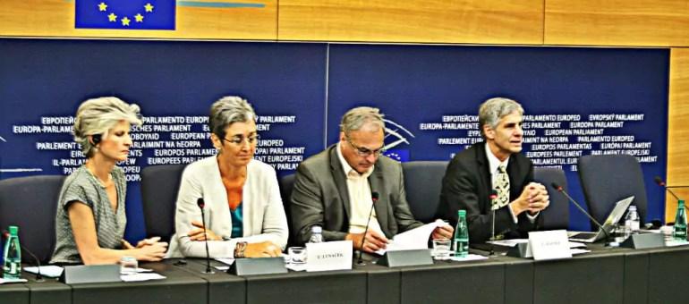 Parlement européen : les écologistes reprennent la lutte contre Strasbourg