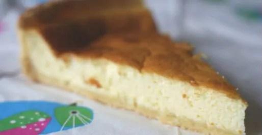 Tarte au fromage blanc (Photo IM / Feuille de choux / dr)