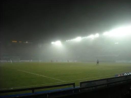 Le brouillard peut-il se dissiper au Racing ? (Photo Paolo / Blog Rue89 Strasbourg Fièvre Bleue)