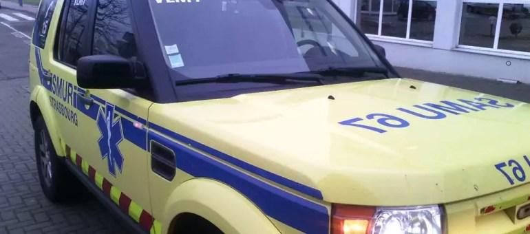 Grève invisible au service médical d'urgence de Strasbourg