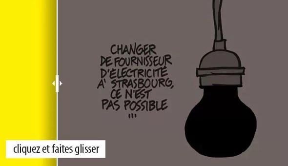 Changer de fournisseur d'électricité à Strasbourg…