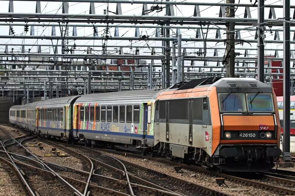 Le prix des amendes dans les trains augmente