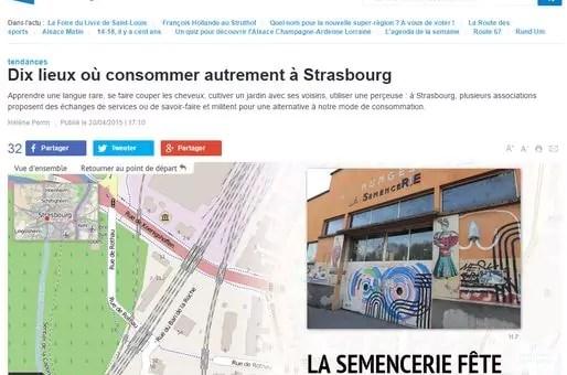 Dix lieux où consommer différemment à Strasbourg