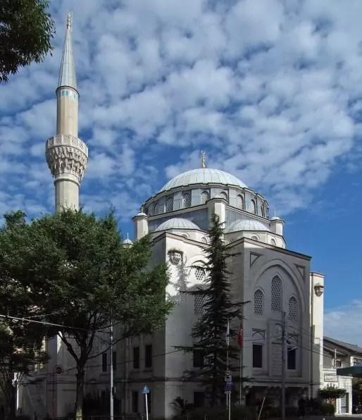 La grande mosquée de Tokyo, conçue par l'architecte Hilmi Senalp (Crédit Wiii/Wikimedia Commons/cc).