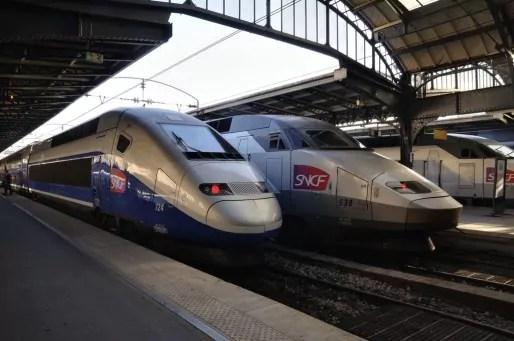 Le service TGV Pop sera mis en place dès le 29 août. (Photo Wikimedia Commons)