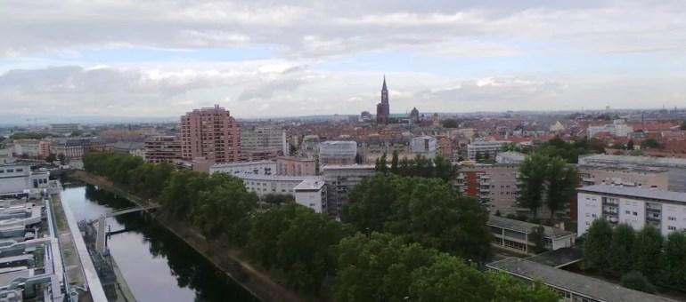 Où sont les sols les plus pollués de Strasbourg