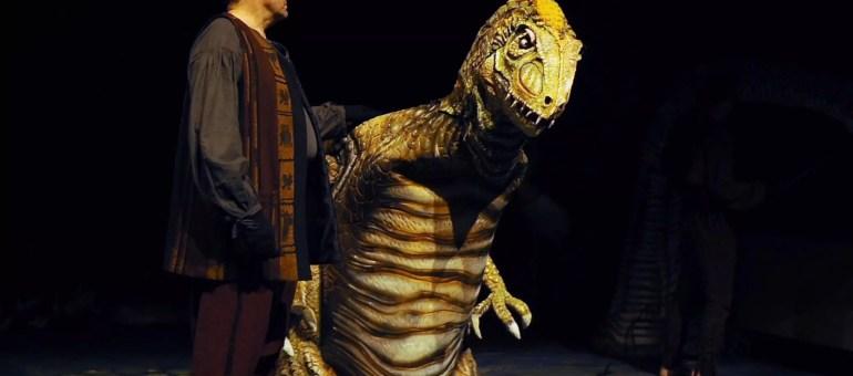 Animal, ultime spectacle de Flash Marionnettes, au TAPS Scala