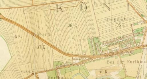 Plan cadastral de 1886 (Archives Strasbourg, cité par ArchiWiki)