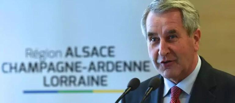 Démissionnaire du Grand Est, Philippe Richert, victime collatérale du «dégagisme»