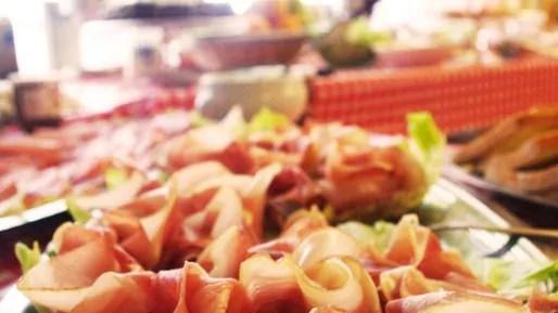 Le buffet brunch de chez Wawa Music & Food