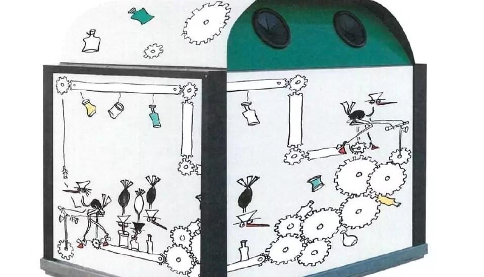 Les cinq lauréats pour décorer les conteneurs à verre sont connus
