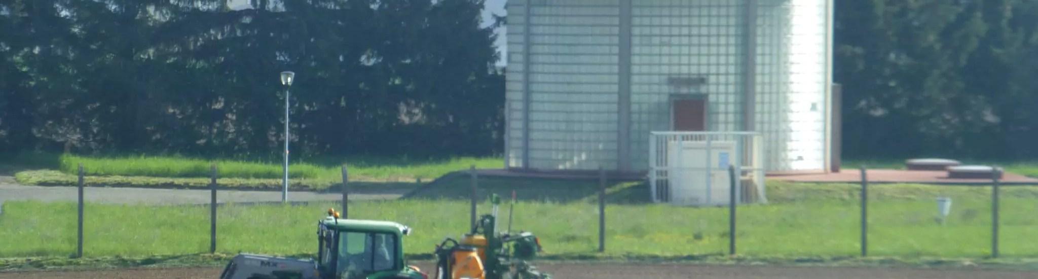 Sur les champs de captage de l'Eurométropole, les pesticides ne sont pas interdits