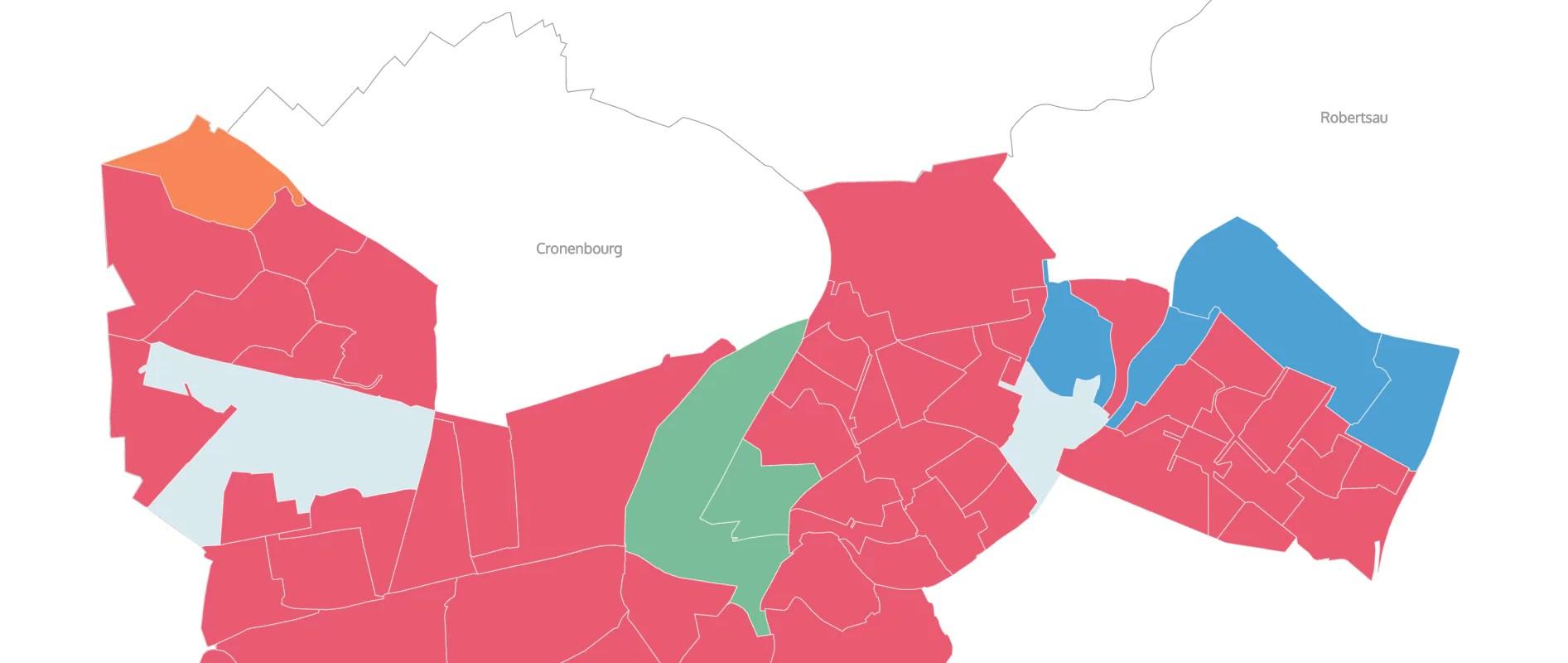 Législative partielle : Eric Elkouby en tête du premier tour avec 30% des voix