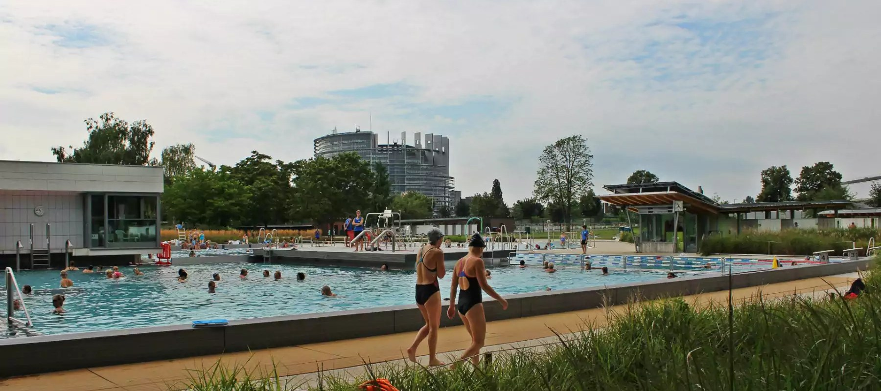 Ce que la rénovation des piscines a changé à Strasbourg